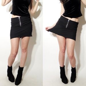 Dresses & Skirts - Party, Mini, Sexy, 90s Grunge Skirt
